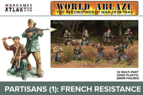 Partisans 1 - French Resistance