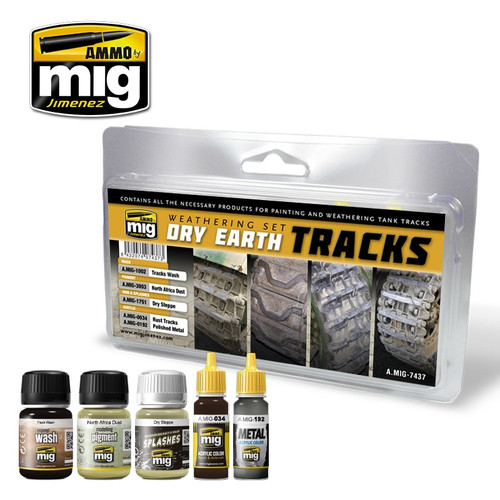 DRY EARTH TRACKS
