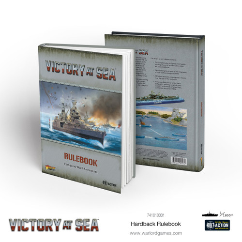 Victory At Sea: Hardback Rulebook