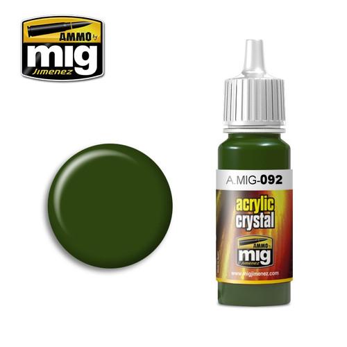 AMMO: Acrylic - Crystal Green
