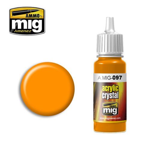 AMMO: Acrylic - Crystal Orange
