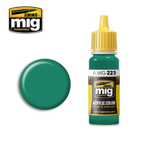 AMMO: Acrylic - Interior Turquoise Green