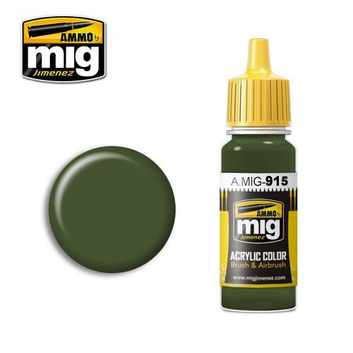 AMMO: Acrylic - Dark Green (Bs 241)