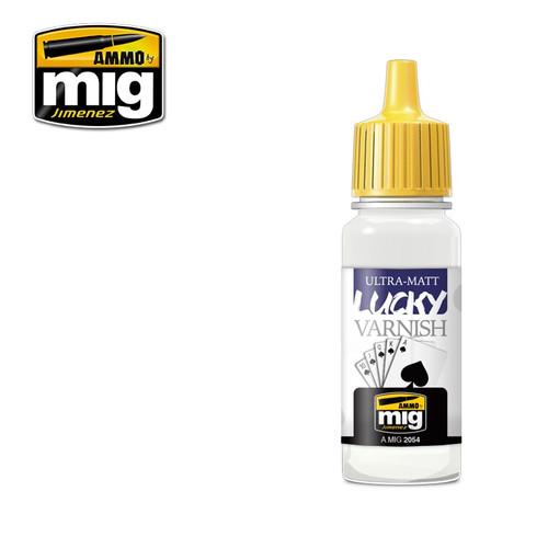 Ultra-Matt Lucky Varnish (17 Ml Size)
