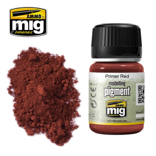 AMMO: Pigments - Primer Red