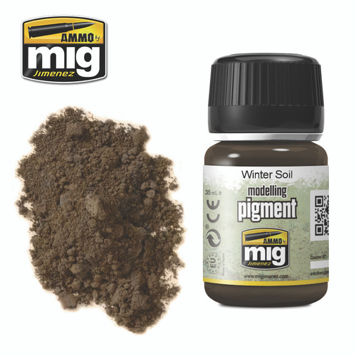 AMMO: Pigments - Winter Soil