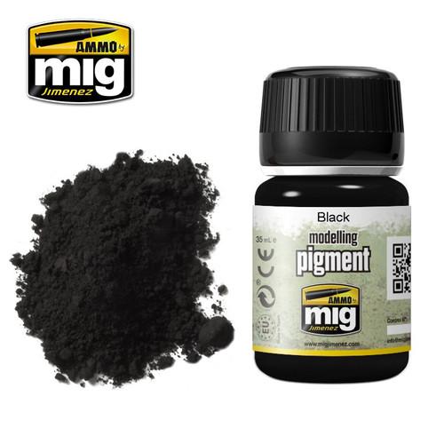 AMMO: Pigments - Black