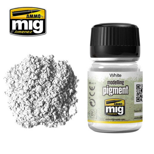 AMMO: Pigments - White