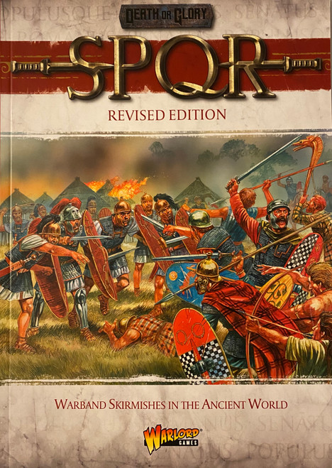 SPQR Rulebook - Revised Edition
