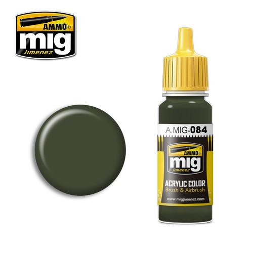 AMMO: Acrylic - NATO Green
