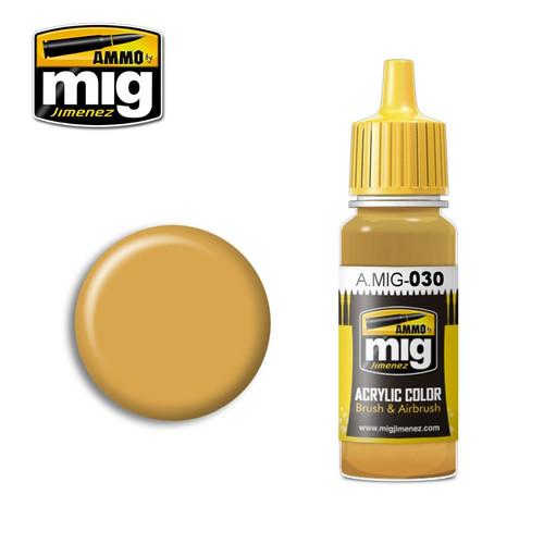 AMMO: ACRYLIC -  Sand Yellow