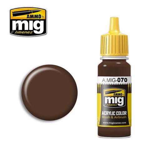 AMMO: ACRYLIC -  Medium Brown