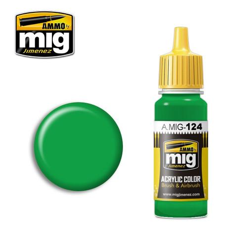 AMMO: ACRYLIC -  Lime Green
