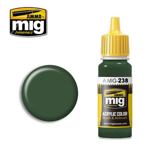 AMMO: ACRYLIC -  FS 34092 Medium Green