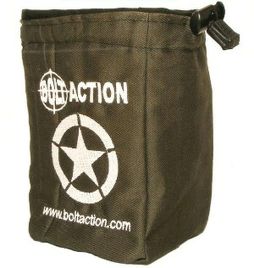 Bolt Action: Allied Star Dice Bag (Green)