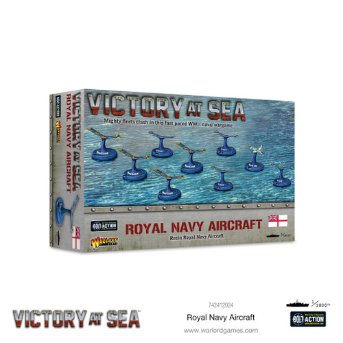 Victory at Sea: Royal Navy Aircraft