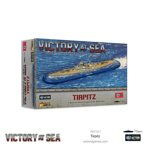 Victory at Sea: Tirpitz