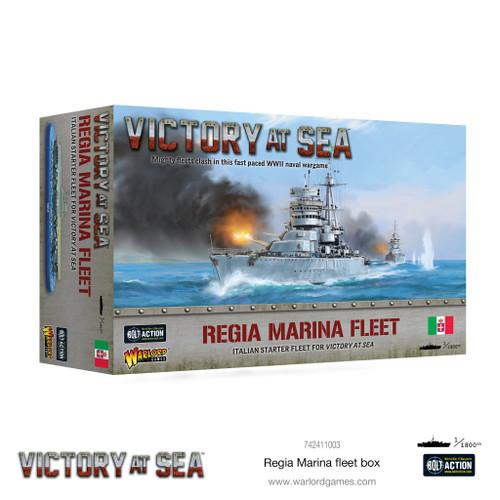 Victory at Sea: Regia Marina Fleet Box
