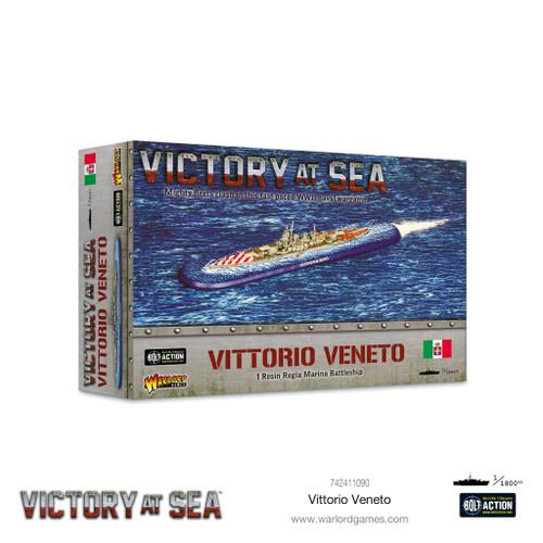 Victory at Sea: Vittorio Veneto 1943