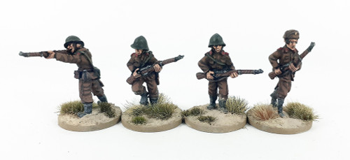 Bulgarian Infantry Rifles I