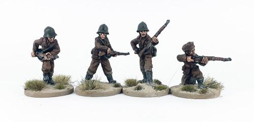 Bulgarian Infantry Rifles II