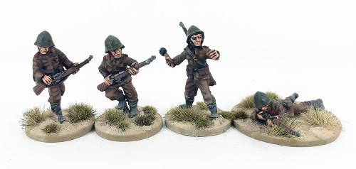 Bulgarian Infantry Rifles III