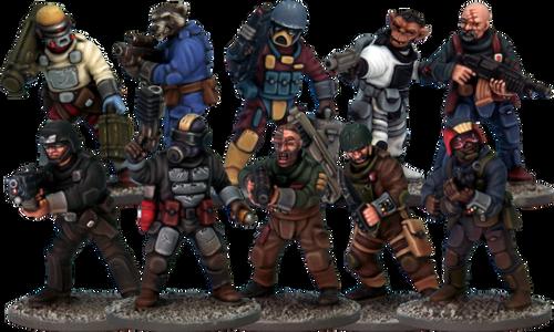 Stargrave: Mercenaries
