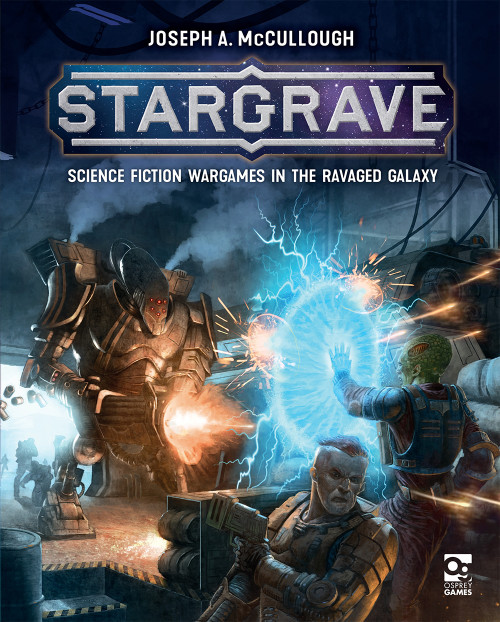 Stargrave: The Rule Book