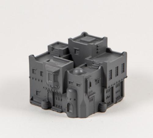 6mm Medina Series Building (Resin) - 285MEV153