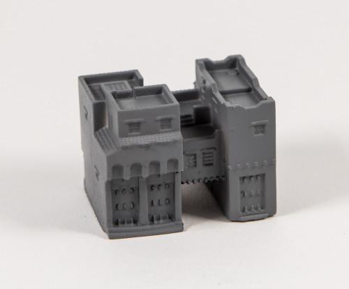 6mm Medina Series Building (Resin) - 285MEV154
