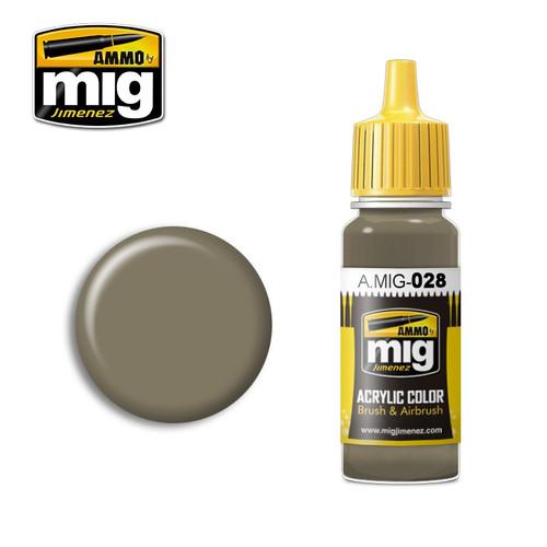 AMMO: Acrylic - RAL 7050 F7 German Grey Beige
