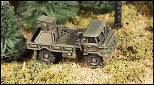 Gaz 66 with Type 63 MLR - TW4