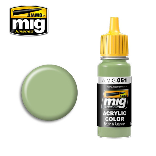 AMMO: Acrylic - Medium Light Green