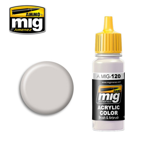 AMMO: Acrylic - LIGHT BROWN-GRAY