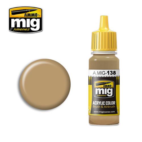AMMO: Acrylic - Desert Yellow