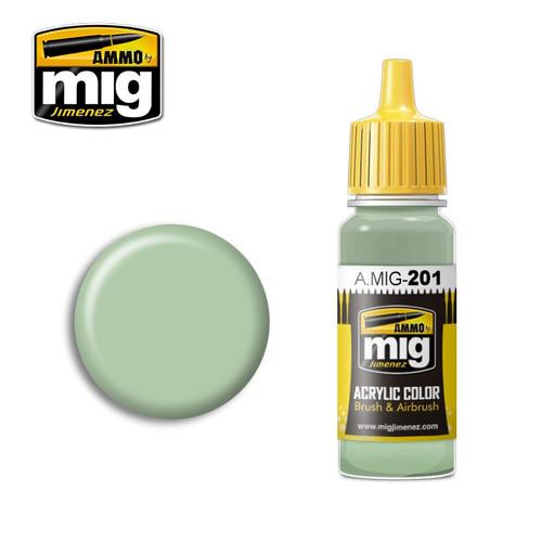 AMMO: Acrylic - FS 34424 Light Gray
