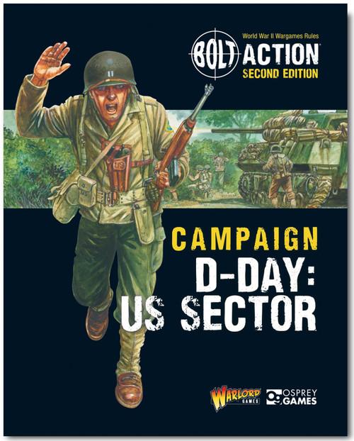 Bolt Action: Campaign: D-Day US Sectors