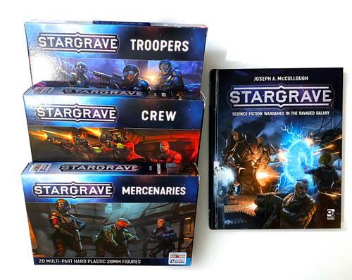 Stargrave: Starter Set