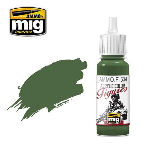Figures Paints - Olive Green