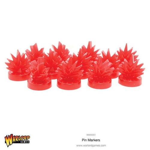 Warlord Pin Markers