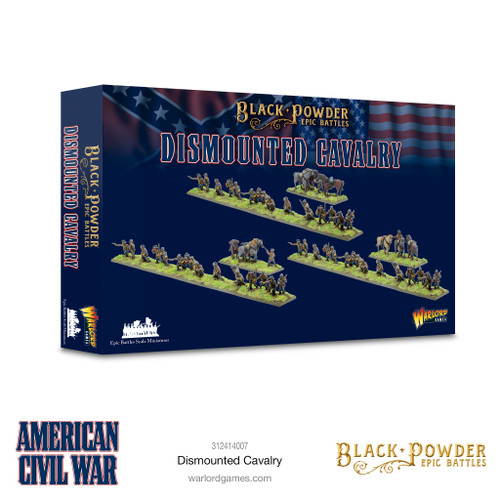 Epic Battles: ACW Dismounted Cavalry