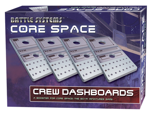 Core Space: Dashboard Booster