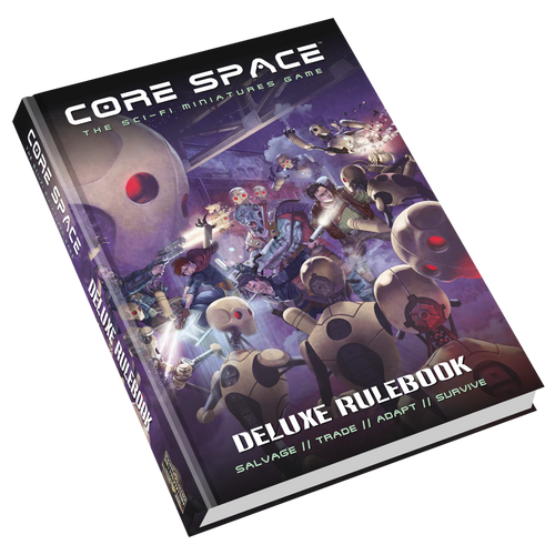 Core Space: Deluxe Rulebook