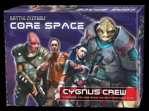 Core Space: Cygnus Crew
