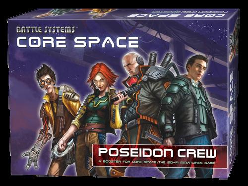 Core Space: Poseidon Crew
