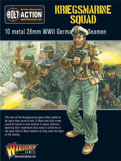 Bolt Action: Kriegsmarine Squad