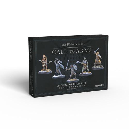 Elder Scrolls: Call to Arms - Adventurer Allies