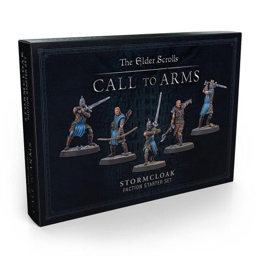 Elder Scrolls: Call To Arms - Stormcloak Plastic Faction Starter