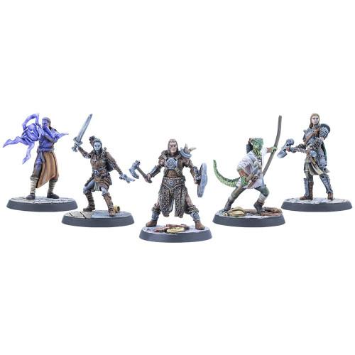 Elder Scrolls: Call to Arms - Adventurer Followers