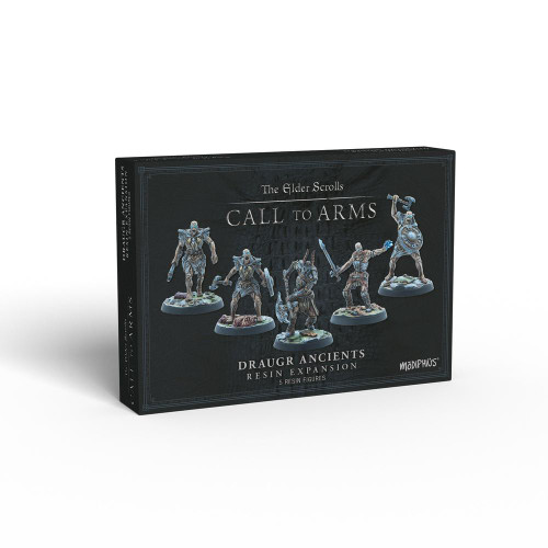Elder Scrolls: Call to Arms - Draugr Ancients